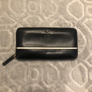 Leather Kate Spade Wallet